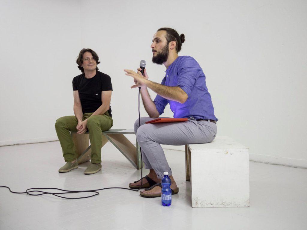 Federico Pepe Talk La musica Elettronica nell'Industria Creativa Path Festival 2016